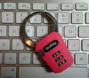 lock on keyboard