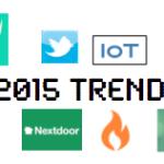 5 Social Media Trends for 2015
