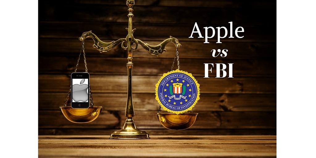 Setting Precedence: Apple vs the FBI - BinaryTattoo ...