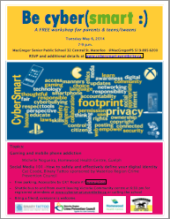 Cyber smart poster mini pic