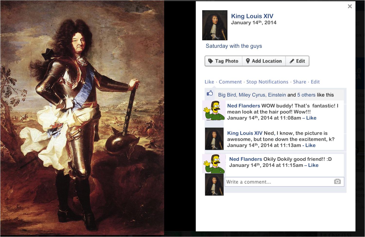FB King Louis