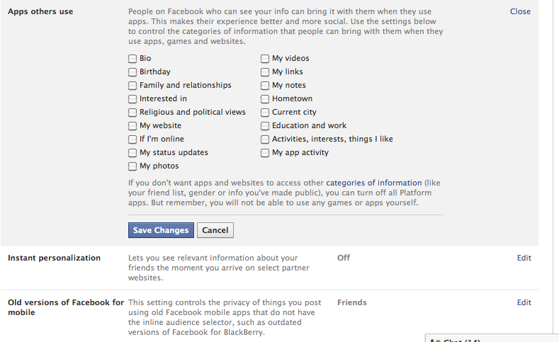 The hidden Facebook privacy settings you should know about