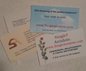 dating single antidote