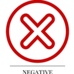 Negative Rating